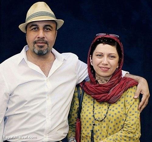 عکس همسر رضا عطاران