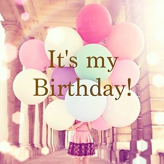 تولدم مبارک,تولدم نزدیکه