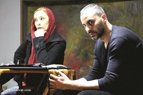 علیرام نورایی و زیبا بروفه بازیگران سریال آسپرین
