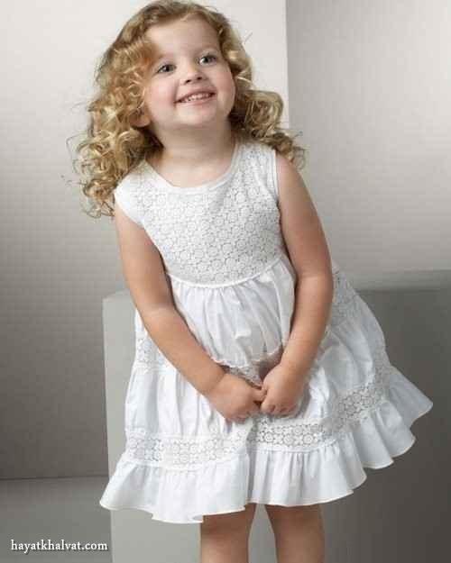 شیک ترین مدل های لباس بچه گانه دختر