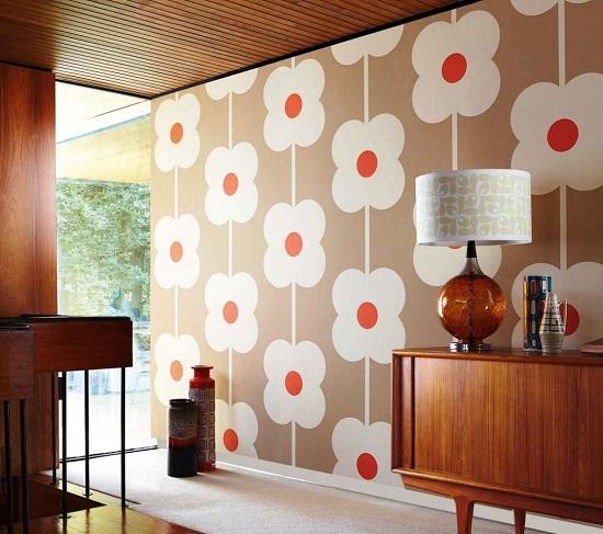 کاغذ دیواری مدرن و جدید برای خانه