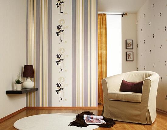 زیباترین طرح های کاغذ دیواری برای منزل
