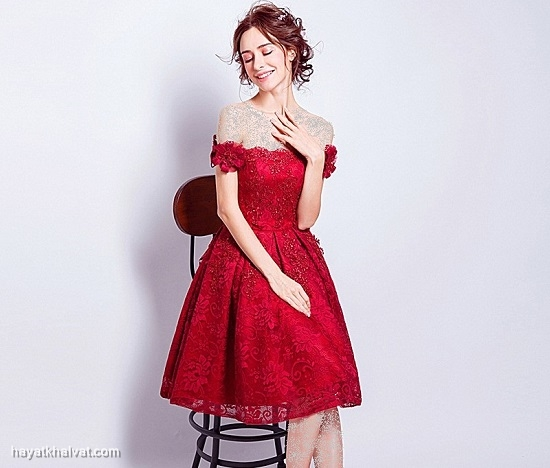 لباس مجلسی دخترانه, لباس مجلسی 2017, لباس مجلسی کوتاه دخترانه