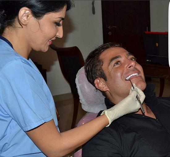 دندانپزشک جنجالی محمدرضا گلزار