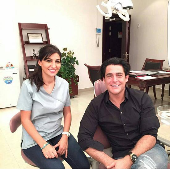 عکس جنجالی محمدرضا گلزار و دندانپزشک شخصی اش