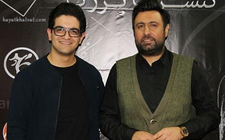 سینا شعبانخانی و محمد علیزاده