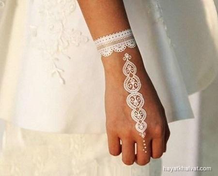 تاتو حنا عروس