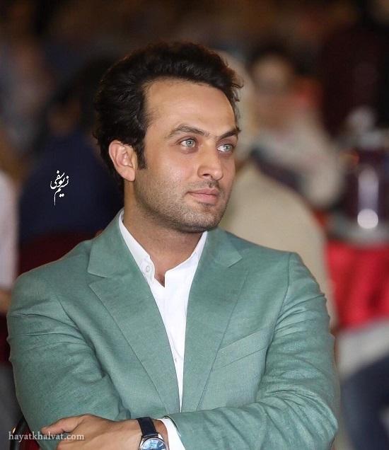 عکس جدید مصطفی زمانی بازیگر سریال شهرزاد