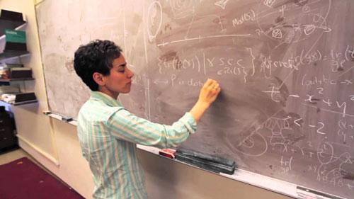 بیماری مریم میرزاخانی ریاضی دان ایرانی