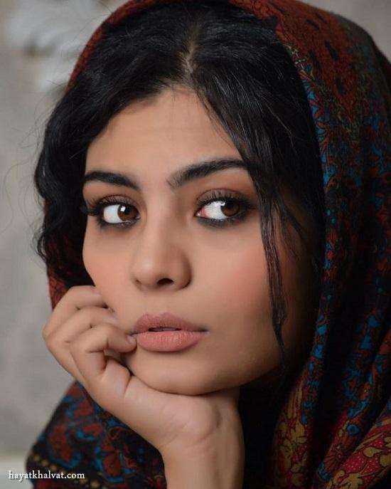 صحرا اسدالهی بازیگر سریال در جستجوی آرامش