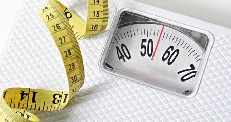 حداکثر کاهش وزن در یک ماه , کاهش وزن