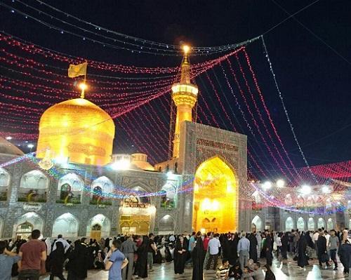 زوج های جوان که قصد سفر به مشهد را دارند مهمان امام رضا می شوند!
