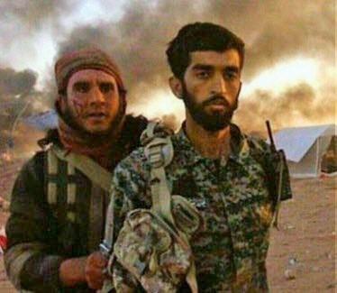 فیلم لحظه اسیر شدن شهید محسن حججی