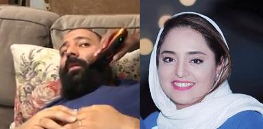 زدن ریش های علی اوجی در خواب