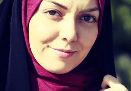 وداع آزاده نامداری از ایران , پناهندگی آزاده نامداری به سوئد