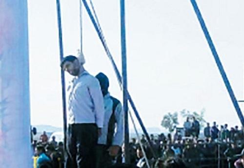 اعدام علی اصغر شیطان صفت؛ قاتل دختر 15 ساله اصفهانی