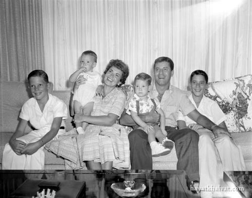 جری لوئیس و پسرانش