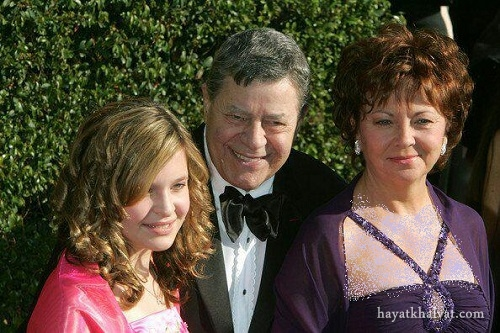 جری لوئیس وساندی پیتنیک و دخترشان , دختر جری لوئیس