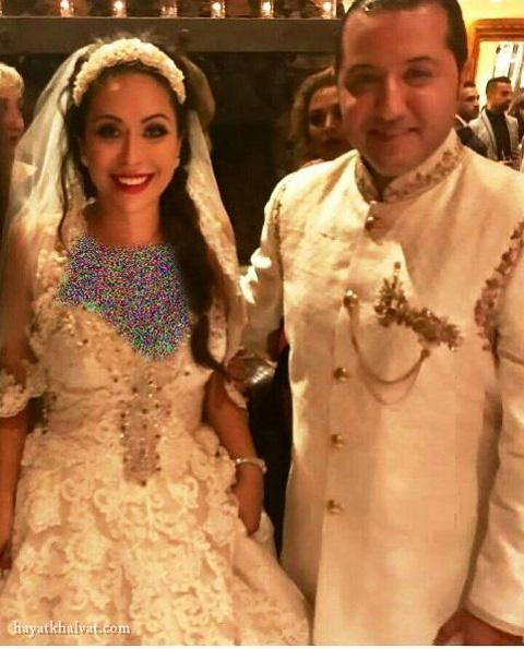 همسر حامد نیک پی