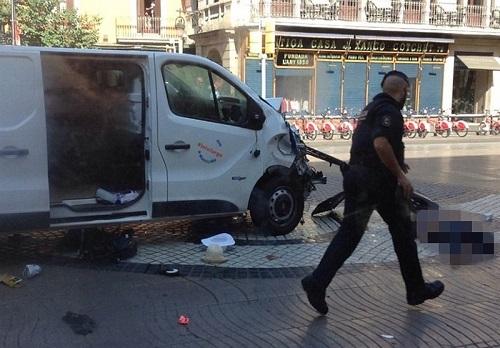 حمله تروریستی بارسلون؛ 13 کشته و 50 زخمی تا این لحظه