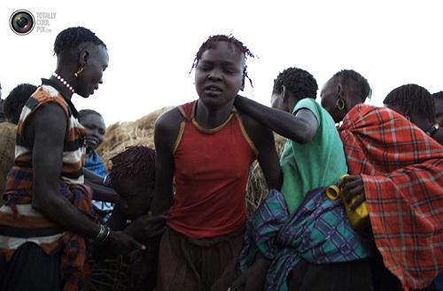 عکس ختنه دختران، عکس ختنه دختران در آفریقا