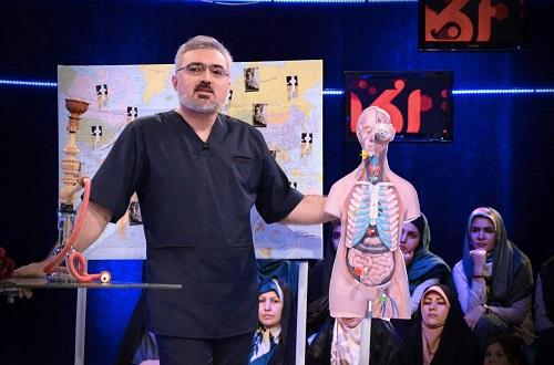 بیوگرافی دکتر مسعود صابری مهمان امشب خندوانه؛ آدرس و تلفن مطب