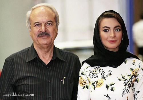 عکس های رضا نیکخواه و دخترش نیلوفر