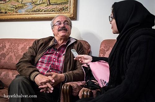 بیوگرافی و عکس های رضا نیکخواه + عکس دخترش نیلوفر