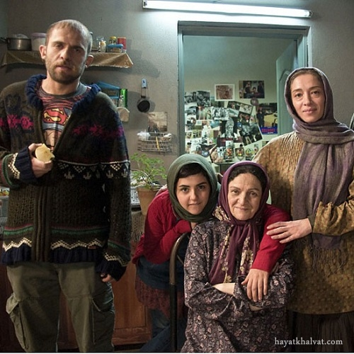 مهسا علافر بازیگر سینما و تلویزیون