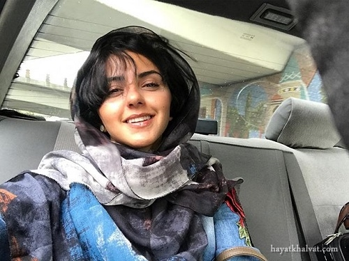 بیوگرافی و عکس های مهسا علافر بازیگر جوان و زیبای سینما