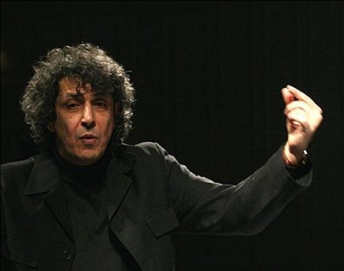 """بیوگرافی و عکس های """"نادر مشایخی"""" آهنگسار و رهبر ارکستر"""