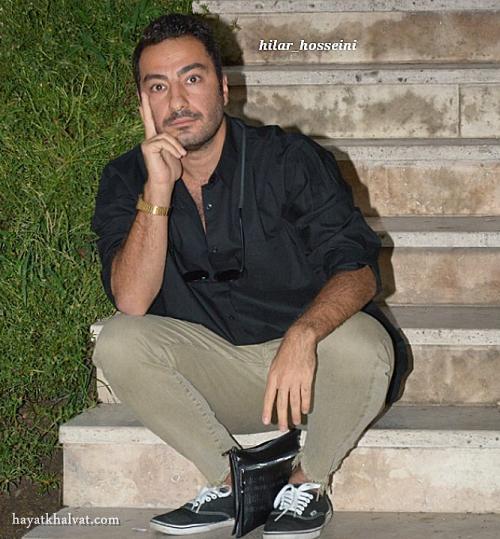 نوید محمدزاده در جشن منتقدان سینما