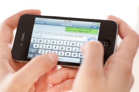 هیچ وقت این 6 پیامک را برای آقایان نفرستید!