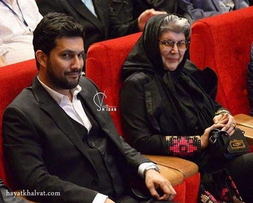 حامد بهداد و مادرش , حامد بهداد اینستاگرام