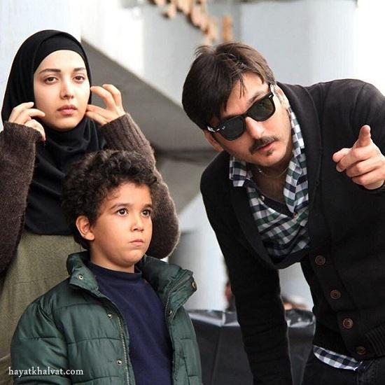 روشنک گرامی در فیلم گمشدگان