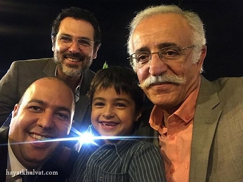 اینستاگرام علی اوجی