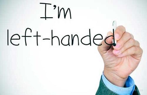 عکس نوشته برای روز جهانی چپ دست ها , روز جهانی چپ دست ها مبارک