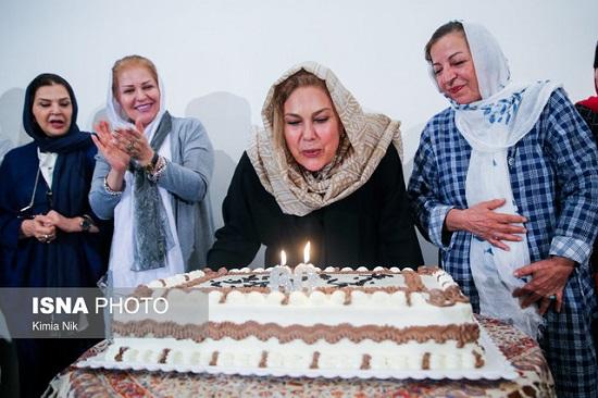 تولد 60 سالگی مهرانه مهین ترابی