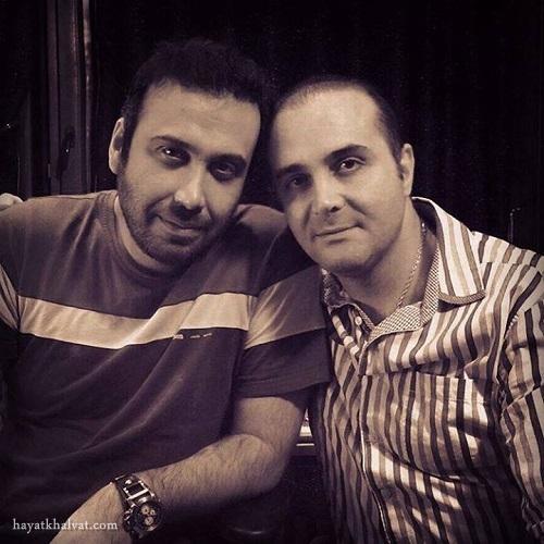 سینا سرلک و محسن چاووشی