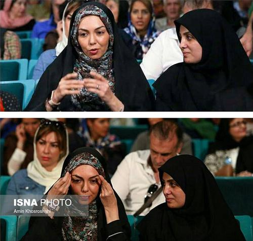 عکس جدید آزاده نامداری , آزاده نامداری در ایران