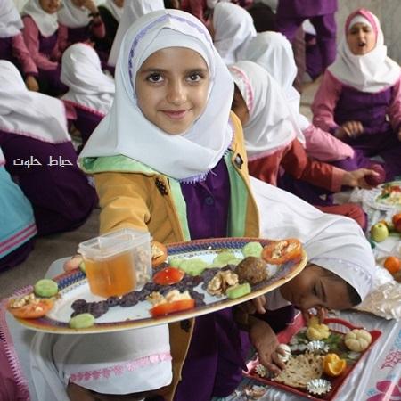 تغذیه دانش آموزان در مدرسه ؛ در کیف بچه ها چه بگذاریم؟