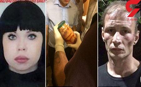 دستگیری زوج آدمخوار در روسیه که 30 نفر را خوردند! +تصاویر (16+)