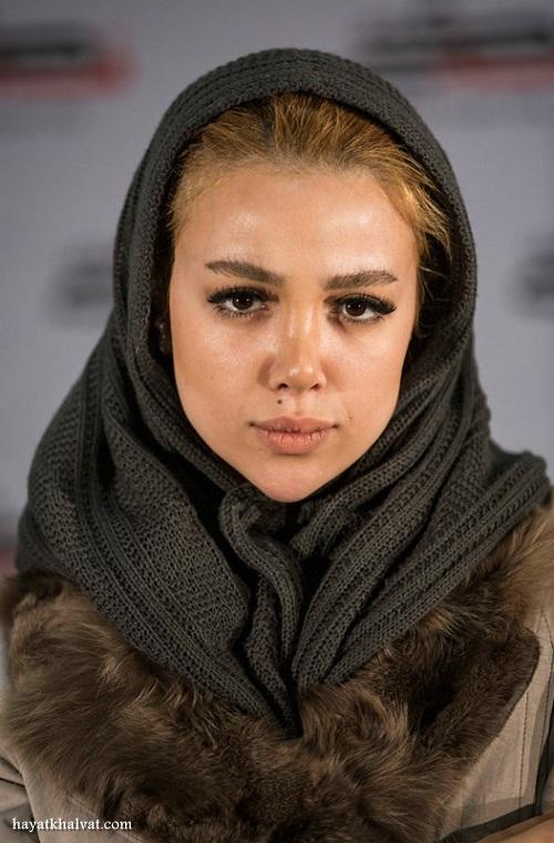 فریناز فتحی بدون لنز , فریناز فتحی مدل ایرانی