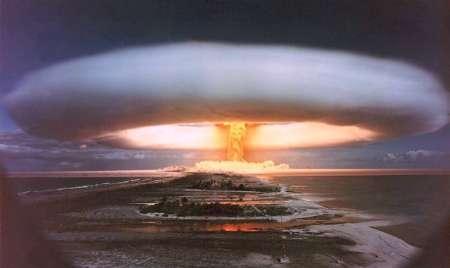 فیلم آزمایش اتمی کره شمالی
