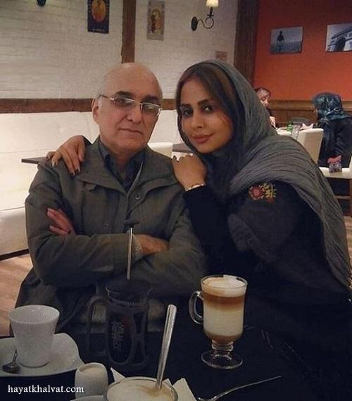 بیتا عالمی و پدرش , بیوگرافی بیتا عالمی