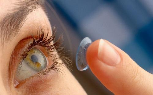 لنز طبی , عوارض لنز