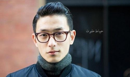 مدل موی پسرونه ساده, مدل موی کره ای 2017