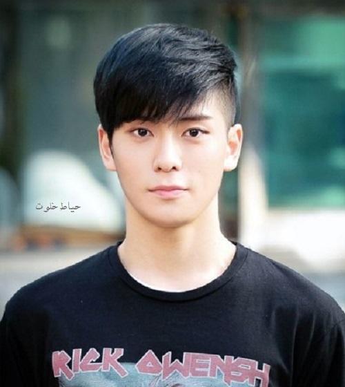 مدل موی کره ای پسرانه,مدل موی کوتاه پسرانه کره ای