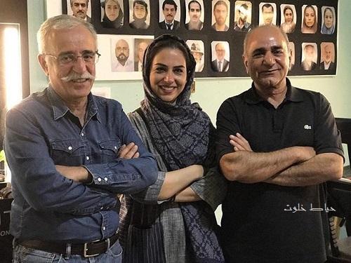 سریال شهرزاد , پرویز پرستویی