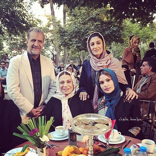 مراسم انجمن شاعران ايران
